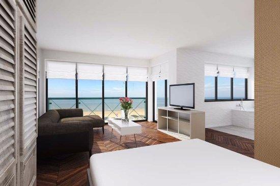 utiliteitsbouw - beachhouse-hotel